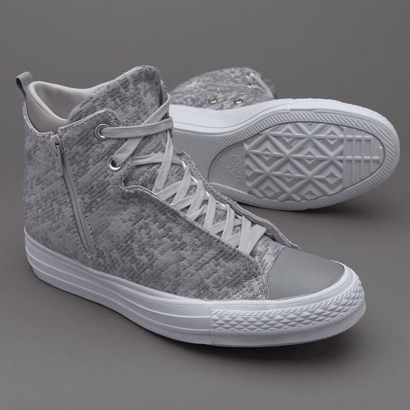 Converse Shoes - Converse CTAS Selene Winter Knit High Top bc859191c